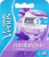 Касети змінні для гоління Comfortglide Breeze Venus Gillette 4шт