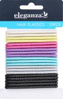Набор резинок для волос 20шт в ассортименте