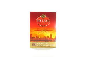 Чай черный крупнолистовой Английский аристократический Hyleys к/у 250г