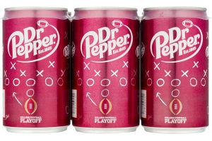 Dr Pepper - 6 PK