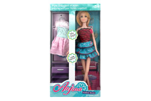 Набор игровой Anjina Кукла с аксессуарами D1
