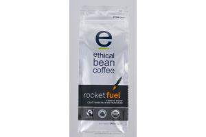 Ethical Bean Coffee Whole Bean Arabica Coffee Rocket Fuel French Roast