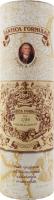Вермут 1л 16.5% виноградный красный Antica Formula Carpano тубус