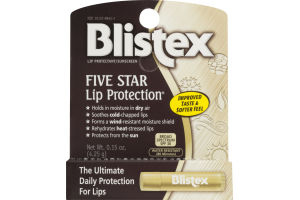 Blistex Five Star Lip Protection SPF 30