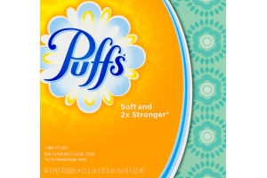 Puffs Tissues - 64 CT