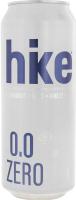 Пиво спеціальне 0.5л б/а світле пастеризоване безалкогольне Zero Hike з/б