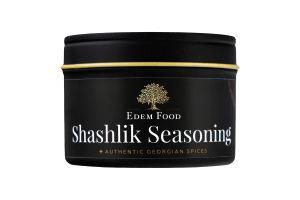 Приправа до м'яса Shashlik Seasoning Edem Food з/б 70г