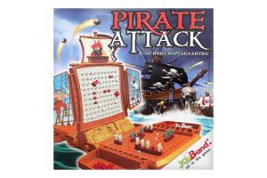 Настольная игра JoyBand Морской бой