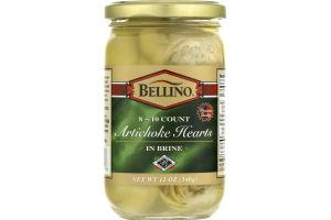 Bellino Artichoke Hearts in Brine 8-10 CT