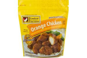 Foster Farms Chicken Orange