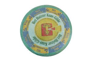 Сыр 50% с лавандой Гауда Huizer Kaas-Gilde кг