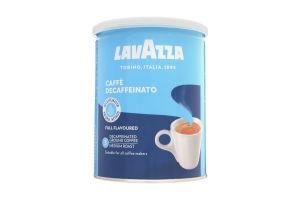 Кава Lavazza мелений Decaffeinato ж/б 250г х12