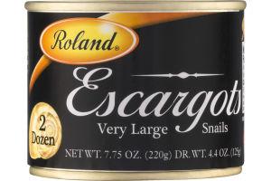 Roland Escargots Very Large Snails