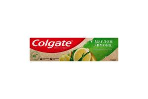 Паста зубна з олією лимона Освіжаюча чистота Colgate 75мл