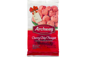 Archway Homestyle Cookies Cherry Chip Nougat