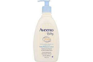 Aveeno Baby Daily Moisture Lotion Fragrance Free