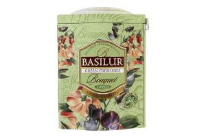 Чай зеленый Basilur с мятой