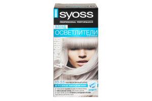 Освітлювач для волосся Інтенсивний блонд Professinal performance №10-55 Syoss 1шт