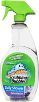 Scrubbing Bubbles Refreshing Spa Daily Shower with Glade Soap Scum & Mildew Stain Cleaner