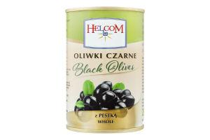 Маслины с кост Helcom 300г
