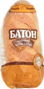 Батон Киевский нар В/с уп Киевхлеб