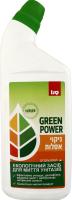 Засіб для миття унітазів екологічний Green Power Sano 750мл