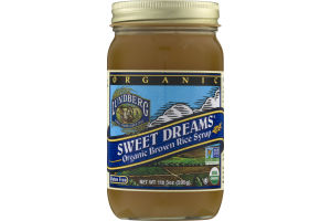 Lundberg Sweet Dreams Organic Brown Rice Syrup