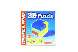 Игрушка 3Д-пазл Аркада Simba