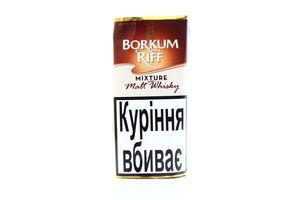 Тютюн Borkum Riff Mixture with Malt Whisky 50г