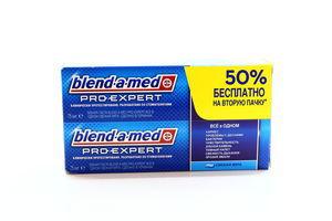Зубна паста Blend-A-Med ProExpert Свіжа м'ята 2*75мл