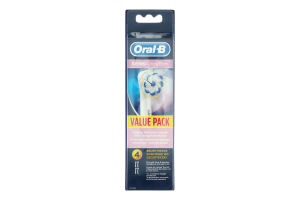 Насадки змінні для електричної зубної щітки Sensi UltraThin Oral-B 4шт