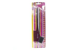 Ласкова пензель-гребінець для фарбування волосся 1293