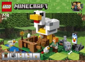 Конструктор для детей 7-14лет №21140 Minecraft Lego 1шт