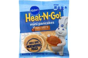 Pillsbury Heat-N-Go! Mini Pancakes Maple Burst 'N