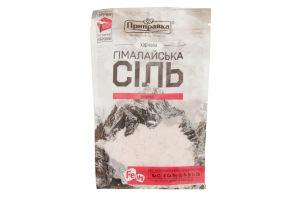 Приправа Гималайская соль розовая Приправка д/п 200г