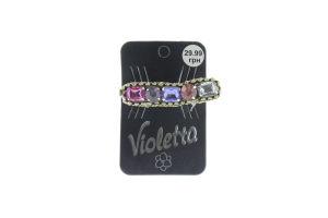 Заколка для волос №124357 Violetta 1шт