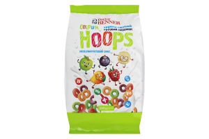 Сніданок готовий Colour Hoops Doctor Benner м/у 150г