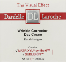 Danielle Laroche Visual Effect крем денний коректор зморшок 50мл