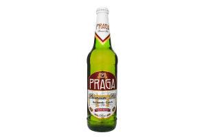 Пиво 0.5л 4.7% светлое Praga Premium Pils бут