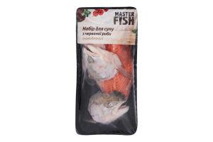 Набор для супа из красной рыбы Master Fish охл кг