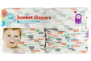 The Honest Co. Honest Diapers Size 2 - 40 CT