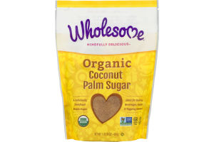 Wholesome! Organic Coconut Palm Sugar