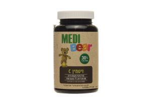 Добавка диет Medi Bear Витамин С апельсин 60*2,5г