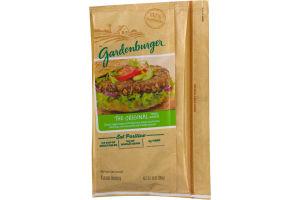 Gardenburger The Original Veggie Burgers - 4 CT