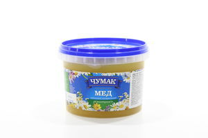 Мед Чумак разнотравье цветочный натур п/б 500г