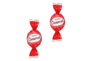 Конфеты Roshen Creamel вкус фундука