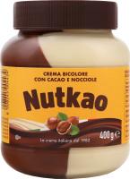 Паста горіхова зі смаком ванілі Duo Nutkao с/б 400г