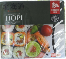 Водоросли Hokkaido club Нори д/приготовления суши 10шт/30г