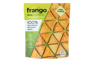 Хумус-снек З оливками Frango д/п 40г