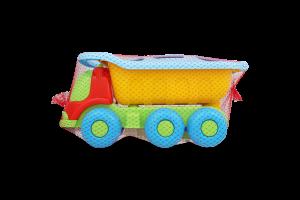 Автомобіль-самоскид логічний для дітей від 3-х років №46529 Кеша Polesie м/у 1шт